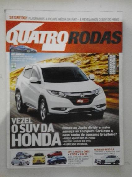 Revista Quatro Rodas N° 654 - Março 2014 - Frete Grátis