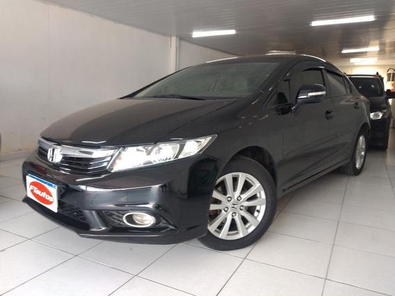 Honda Civic 2013 Lxl 1.8 Todo Revisado