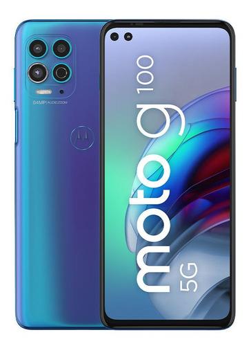 Motorola Moto G100 128gb Rom 8gb Ram Verde Boreal