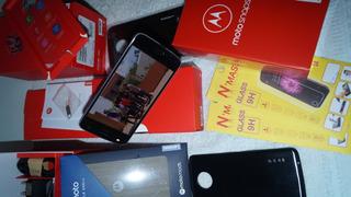 Moto Z2 Play Dual 4 Gb Ram+64 Gb Platinum + Snaps + Brindes!