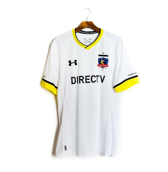 Camisa Futebol Masculino Colo-colo 2015/16 Under Armour