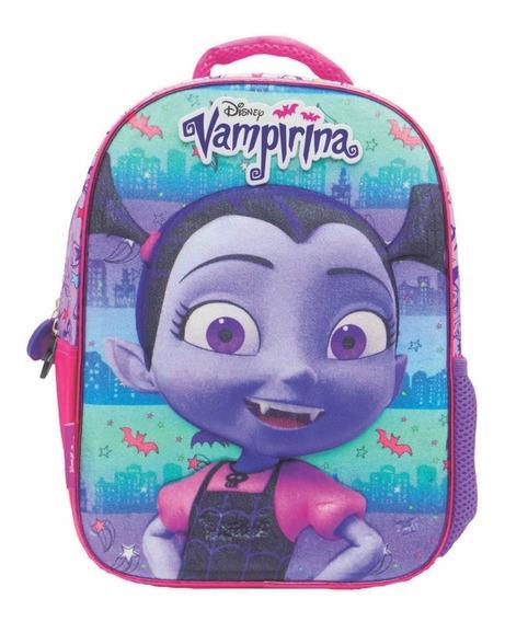 Mochila Espalda Jardin 12p Vampirina Disney Mundo Manias