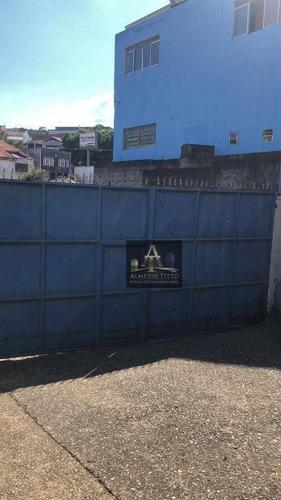 Excelente Terreno Para Locação - Centro  Santana De Parnaíba - Sp Confira!! - Te0543