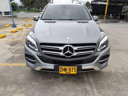 Mercedes Benz, Gle 250 2016, Gris Plata