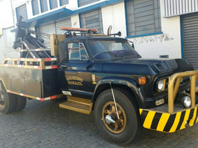 Guincho Chevrolet D70 1981