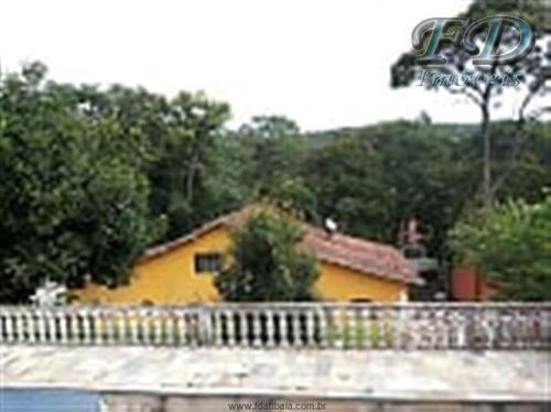 Chácaras Em Condomínio À Venda  Em Mairiporã/sp - Compre O Seu Chácaras Em Condomínio Aqui! - 1423809