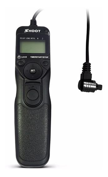 Disparador Remoto Time Lapse Rs-80n3 Canon 1d 5d Mark 6d 7d
