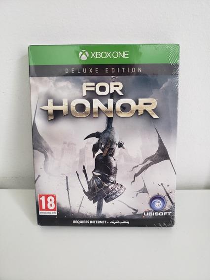 Jogo Xbox One - For Honor Deluxe Edition - Lacrado Novo