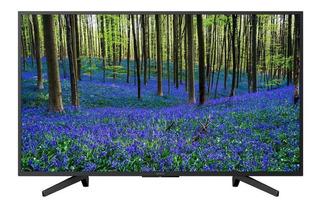 "Smart TV Sony Bravia 4K 49"" KD-49X725F"