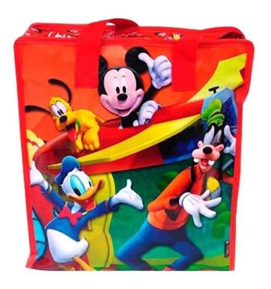 Bolsa Chica Disney Motivo Para Niños Y Niñas