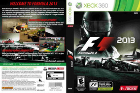 F1 2013 Xbox 360 Destravado Lt 3.0