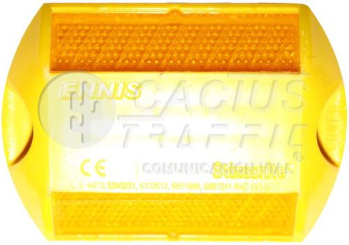 Imagen 1 de 4 de Vialeta Stimsonite Modelo C 80 Color Amarilla / Blanca