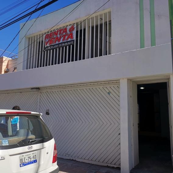Casa En Renta, Col El Carrizal