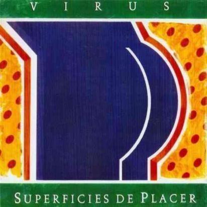 Vinilo Virus Superficies De Placer Nuevo Sellado Open M Sy