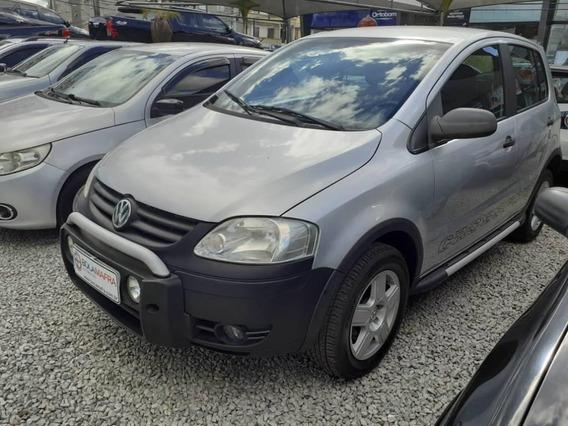 Volkswagen Crossfox 1.6 Comp 4p Flex