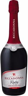 Champagne Ricadonna Ruby 750ml 100% Original
