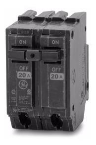 Pastilla Eléctrica General Electric Thql 2120