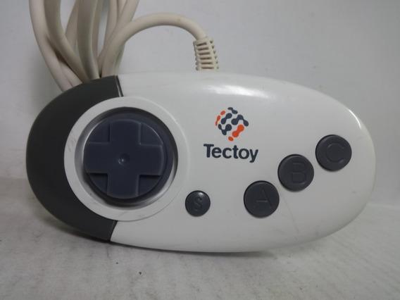 Controle Mega Drive 3 Botões Original Tectoy N
