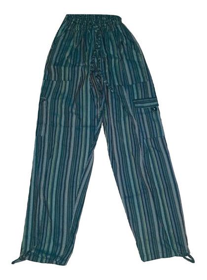 Pantalon Bali Originales Ecuatorianos Del S Al Xl - Unisex