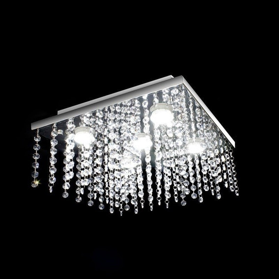 Lustre De Cristal Hélix - Frete Grátis - 12x Sem Juros
