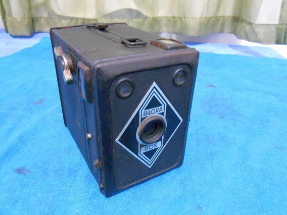 Antiga Maquina Fotografica Bilora Box