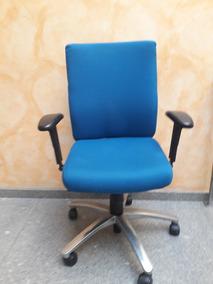 3 Cadeiras De Escritorio Alberflex
