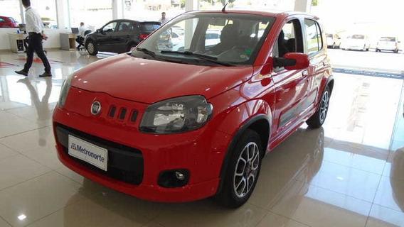 Fiat Uno Evo Sporting (sport) 1.4 8v 4p Flex