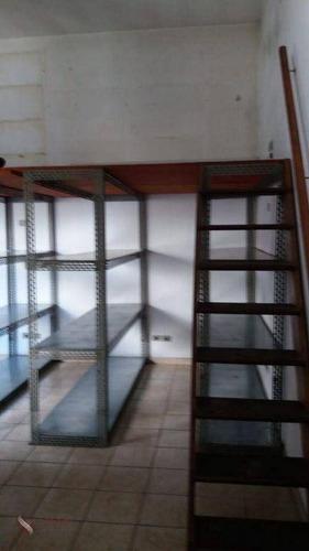 Salão Comecial Para Locação Em Ótima Localização. (j) - Sl0017