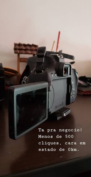 Canon T6i Com Lente 40mm Stm