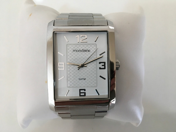 Relógio Masculino Mondaine - 78438g0mbna1 - Original - 31