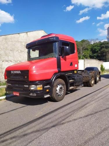 Scania 124 420 Ano 2000 Ls