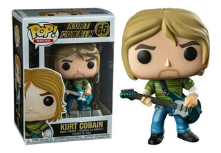 Funko Pop   Nirvana - Kurt Cobain 65