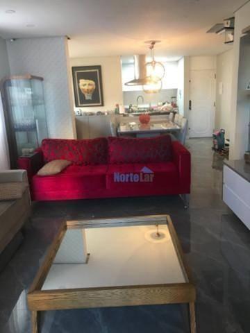 Imagem 1 de 17 de Cobertura Com 2 Dormitórios À Venda, 168 M² Por R$ 850.000,00 - Santana - São Paulo/sp - Co0002