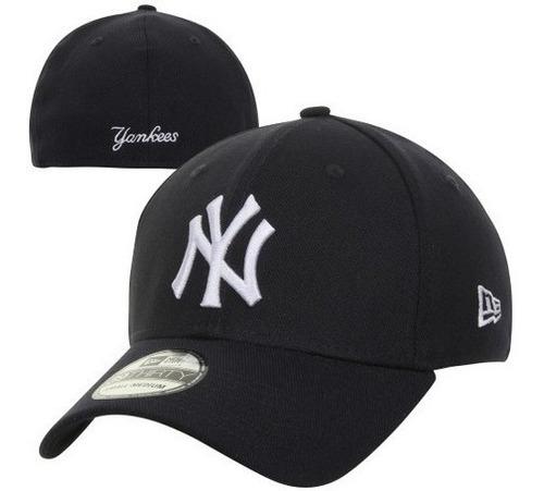 Gorra Con Logotipo De New York Yankees New Era Mlb Juego
