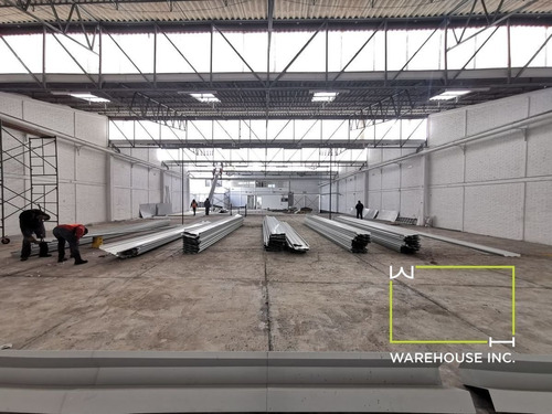 Imagen 1 de 22 de Se Renta Bodega Industrial En Tlalnepantla