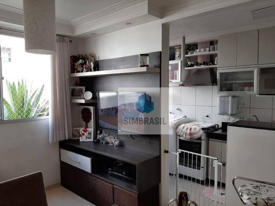 Apartamento Pq. Capital - Ao Lado Do Extra Amoreiras - Ap1659