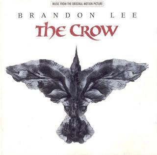 Cd Ost - The Crow Nuevo Y Sellado Obivinilos