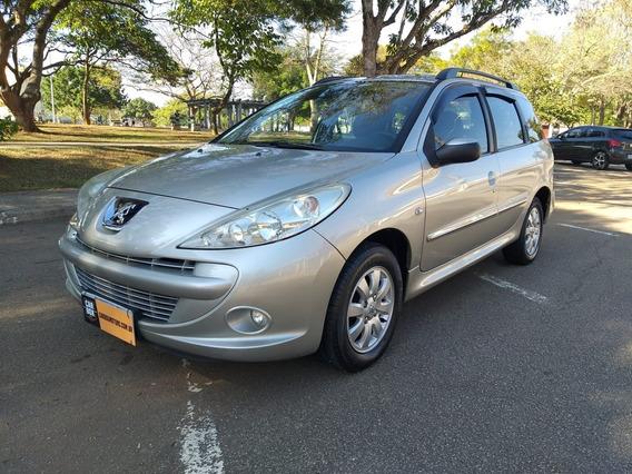 Peugeot 207 Sw 1.4 4p Flex Xr