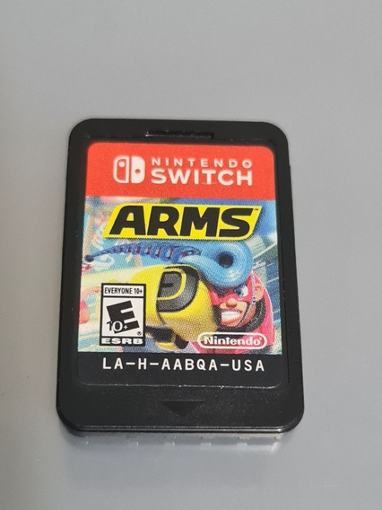 Arms - Nintendo Switch (sem Capa)