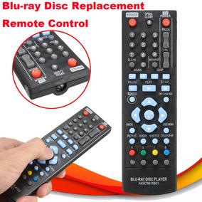 Substituição Akb73615801 Controle Remoto Tv Disco Blu-ray Pa