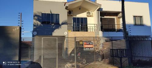 Imagem 1 de 30 de Sobrado Com 3 Dormitórios À Venda, 149 M² Por R$ 650.000,00 - Vila Bom Jesus - Foz Do Iguaçu/pr - So0108