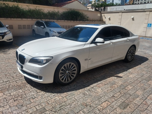 Bmw 750 I 4.4 Luxury Sedan M Ano 2012 Gasolina