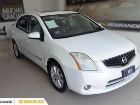 Nissan Sentra 2012 4p Elite Piel Cvt Ee Q/c