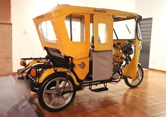 Triciclo Carga E Passageiro Motocar 0km