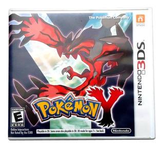¡¡¡ Pokémon Y Para Nintendo 3ds !!!