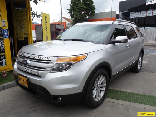 Ford Explorer Limited 3.5 Full Equipo 4x4