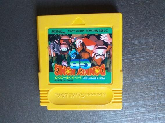 Cartucho Jogo Super Donkey Kong Gb Gameboy Original