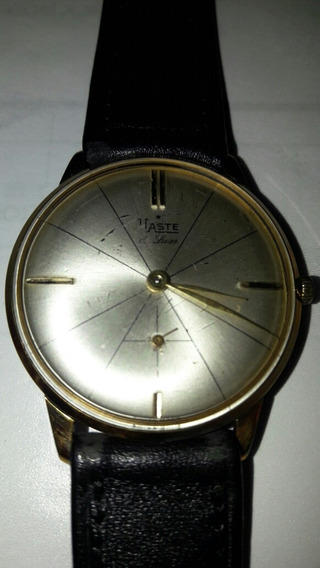 Reloj Haste De Luxe 21 Jewels