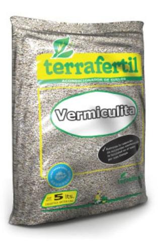 Vermiculita X 5l Terrafertil
