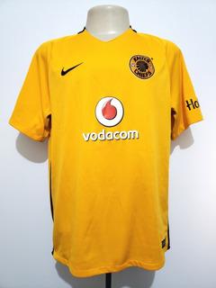 Camisa Oficial Kaizer Chiefs África Do Sul 2016 Nike Home G